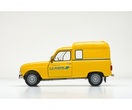 1:24 Renault 4 Fourgonnette Service Car