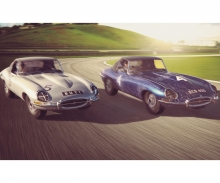 1:32 Jaguar E-Type 1st Win '61 TP HD