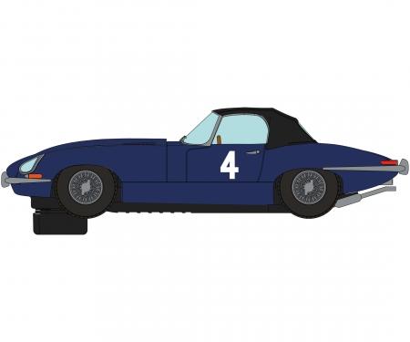 1:32 Jaguar E-Type 1st Win '61 TP HD