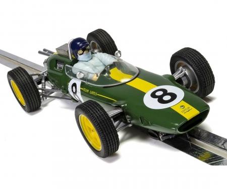carson 1:32 Lotus 25 Monza '63 1st WC Clark HD