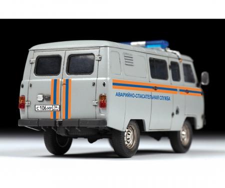 carson 1:43 UAZ 3909 Emergency service
