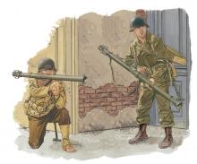 1:6 U.S. Bazooka Sets