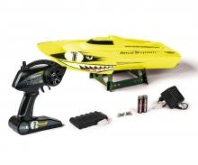 Race Shark FD 2.4G 100% RTR gelb