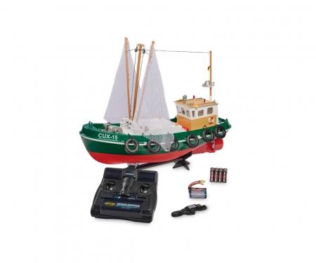 carson RC Fishing Boat Cux-15 2.4G 100% RTR
