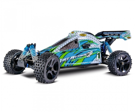 1:5 Dirt Attack  GP 3.0, 2.4G RTR
