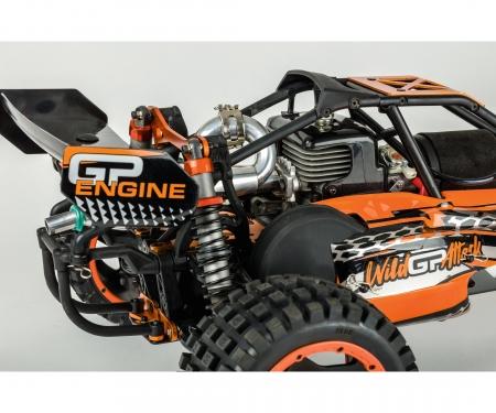 carson 1:5 Wild GP Attack 2.4G RTR