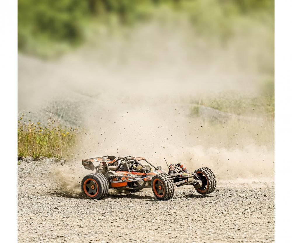 Carson Wild GP Attack 1:5 essieux arrière acier CWG ®