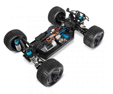 1:10 Bad Buster 2.0 4WD X10 2.4G 100%RTR