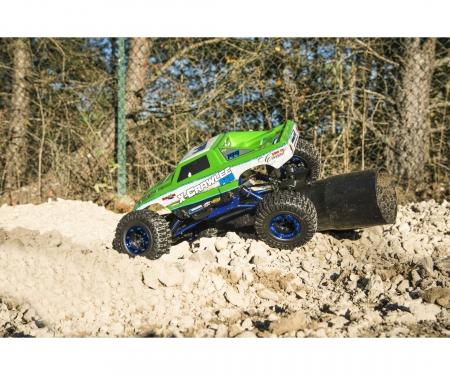 "1:10 XCrawlee 4WD 100%RTR  2.4 ""Green"""