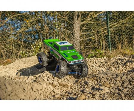 carson 1:10 X-Crawlee XL 2.4G 100% RTR green
