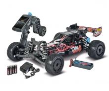 carson 1:10 DNA Warrior 2WD BL 2.4G 100% RTR