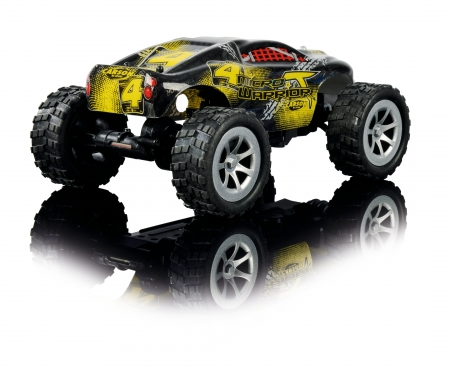 1:1:24 Micro T-Warrior 2.4G 100% RTR