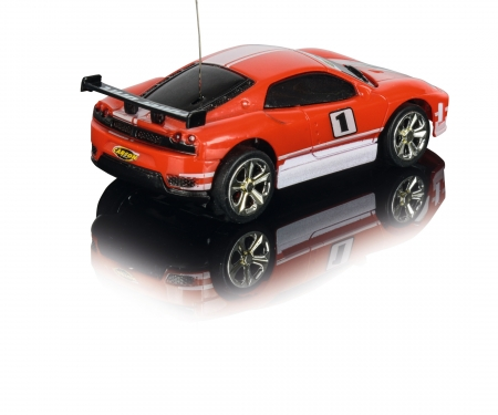 1:60 Nano Racer Power Drift MHz 100% RTR