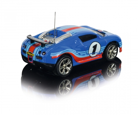 carson 1:60 Nano Racer Dr. Speed 27MHz 100% RTR