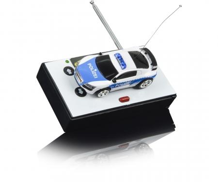 1:60 Nano Racer Polizei 40MHz 100% RTR