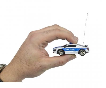 carson 1:60 Nano Racer Polizei 40MHz 100% RTR