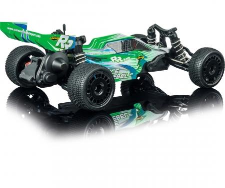 1:10 Race Rebel 2WD X10 2.4G 100% RTR