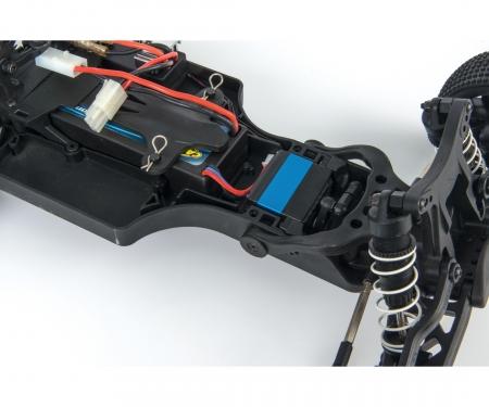 carson 1:10 Race Rebel 2WD X10 2.4G 100% RTR
