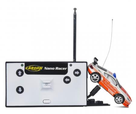 carson 1:60 Nano Racer Fire Dep. 27MHz 100% RTR