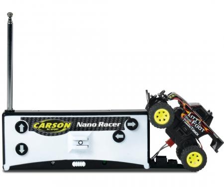 1:60 Nano Racer Litt'l Foot 27MHz 100%RTR
