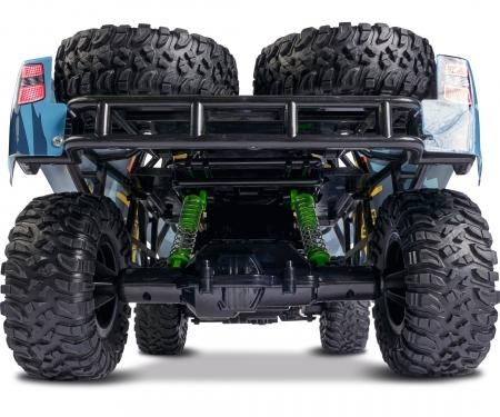 carson 1:10 Amphi Pow.Truck 2.4G 100%RTR yellow