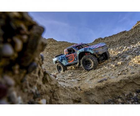 carson 1:10 Amphi Pow.Truck 2.4G 100%RTR orange