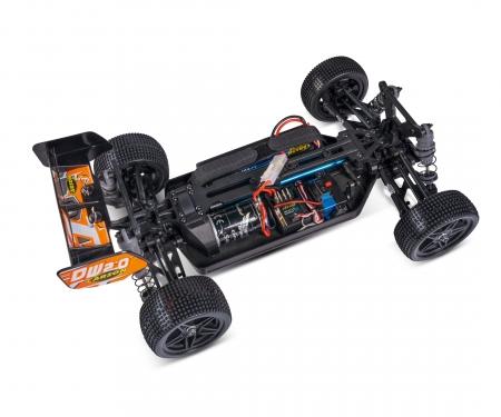 carson 1:10 X10 Dirt Warrior Sport 2.0 100% RTR