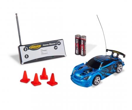 carson 1:60 Nano Racer Dragon 27 MHz 100% RTR