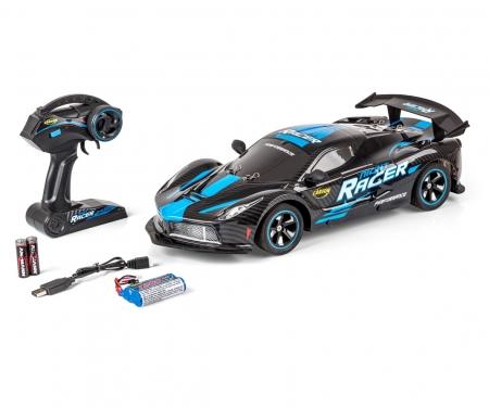 carson 1:10 Night Racer 2.4GHz 100% RTR blau
