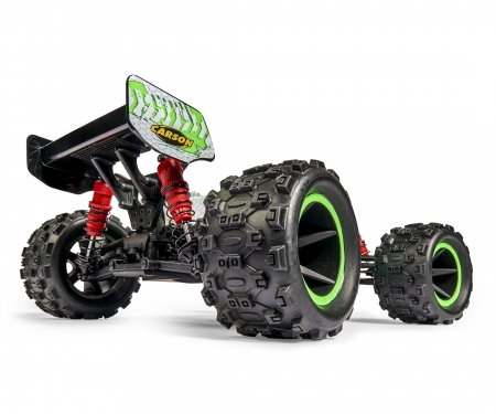 carson 1:10 X10 Monster Warrior XL 2.0 100%RTR
