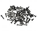carson FY10 B-Head Cross Screw, 84 pcs