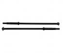 carson X10ET-XL Drivershafts rear