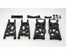 carson X10EB Suspensionarmset + Holder