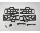 carson X10ET Beat Warrior lower arms-kit