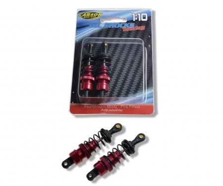 carson 1:10 Alu Oil Damper Set (4) Touringcar 75mm