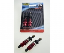 carson 1:10 Alu Oil Damper Set (4) Touringcar 75mm