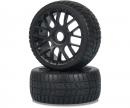 carson 1:8 Tires Set On-Road 4S  2pcs