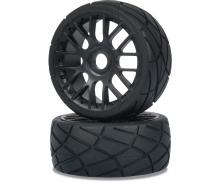 carson 1:8 Tires Set On-Road 6S  2pcs