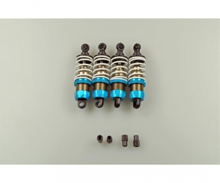 carson 1:10 Alu Oil Damper Set (4) 62mm