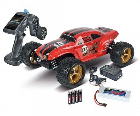1:8 Beat Crusher 4WD 3S 2.4G 100% RTR