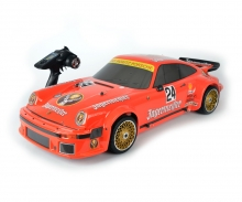 carson CARSON Porsche 934 Turbo RSR CY-5 6S 2,4G RTR