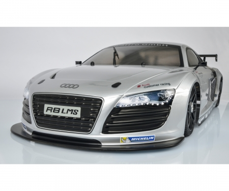 1:5 Chassis 100% RTR incl. Audi R8 Body