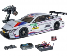 1:5 CY Chassis 100%RTR inkl. BMW M4 Kar.