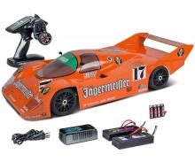 1:5 Chas.100%RTR inkl.Porsche 962 C Kar.