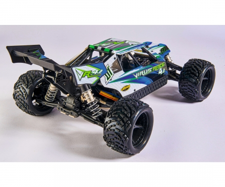 carson 1:8 Virus Race 4.2 4S Brushless RTR