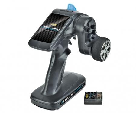 carson FS 2K Reflex Wheel PRO 3 2.4G