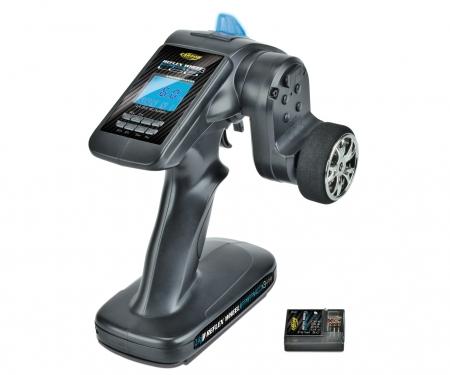 carson FS 3K Reflex Wheel PRO 3 LCD 2.4G
