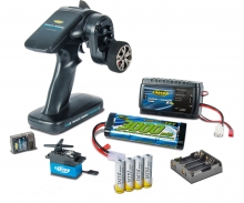 carson RC-Reflex Pro 3 Electric Set
