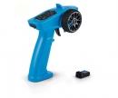 carson Reflex Wheel Start 2.4G Radio blau