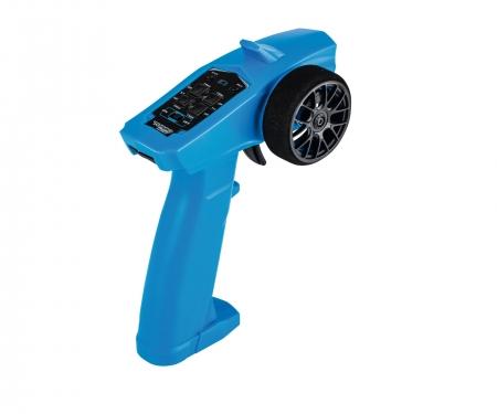 carson Reflex Wheel Start 2.4G Radio blue